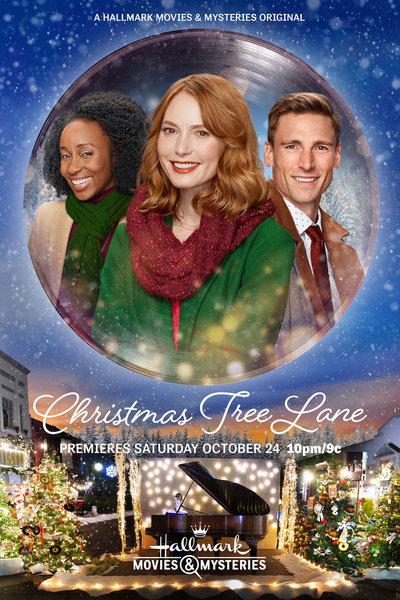 Christmas Tree Lane   Baroness' Book Trove